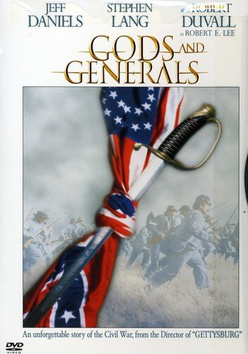 Gods and Generals DVD