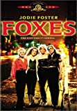 Foxes - movie DVD cover picture