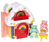 Care Bear Playset: Cheer & Wish Bears with House