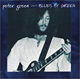 Cubierta del álbum de Blues By Green