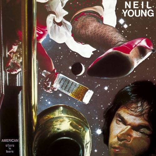 CD-Cover: Neil Young - American Stars'n'Bars