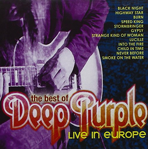 The Best of Deep Purple Live in Europe