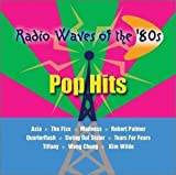 Copertina di album per Radio Waves of the '80s: Pop Hits