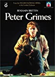 Britten - Peter Grimes / Atherton, Langridge, English National Opera - movie DVD cover picture