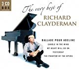 Carátula de The Very Best Of Richard Clayderman