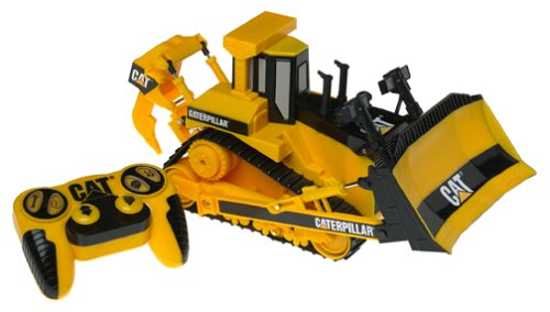 Caterpillar Bulldozer Remote Control : Global online store toys brands road rippers