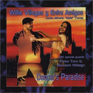 "Featured recording ""Dancer's Paradise"""