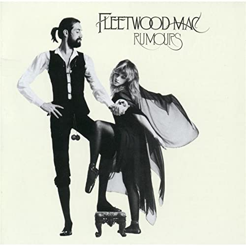 CD-Cover: Fleetwood Mac - Rumours