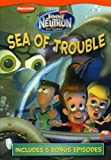 Jimmy Neutron - Sea of Trouble - movie DVD cover picture