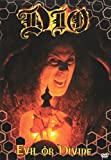 Dio - Evil or Divine - movie DVD cover picture