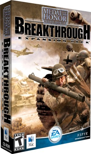 Скачать игру Medal of Honor: Allied Assault - Breakthrough //