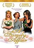 A Family Affair - movie DVD cover picture