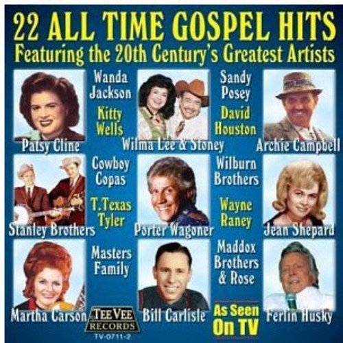 Various Artists - All Time Southern Gospel Hits - Zortam Music