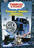 Thomas the Tank Engine and Friends - Snowy Surprise - movie DVD cover picture
