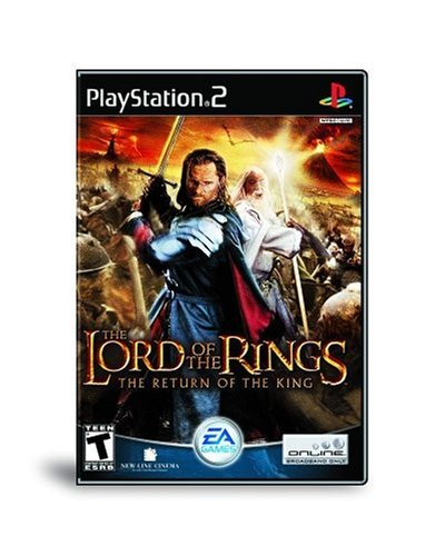 Lord of the Rings: Return   of   the King by Electronic Arts