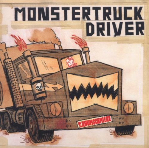 Copertina di album per Monstertruckdriver