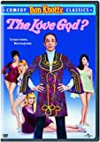 The Love God? - movie DVD cover picture