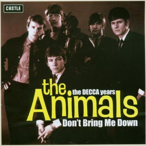 Animals - The Decca Years