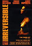 Irreversible - movie DVD cover picture