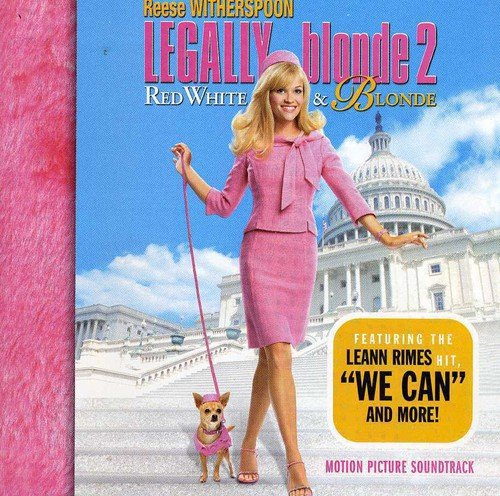 Legally Blonde 2 soundtrack