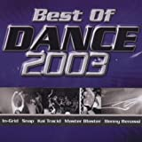 Album cover for The Best of Dance 2003