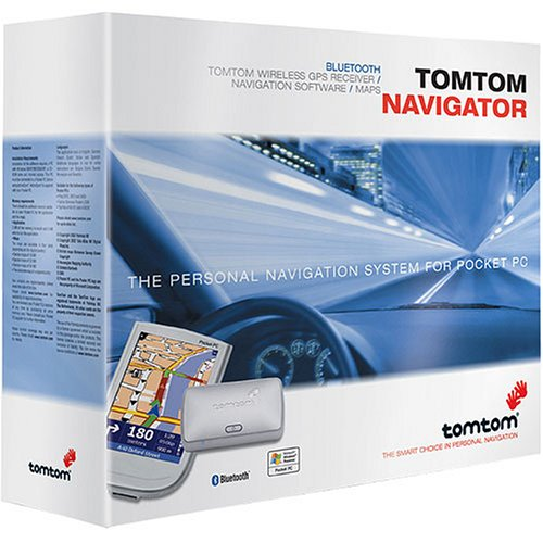 TomTom Navigator 6.0 Europe Maps Only Multilanguage Retail (1 dvd)