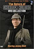 DVD : The Return of Sherlock Holmes Collection