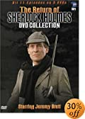 The Return of Sherlock Holmes Collection by Jeremy Brett 