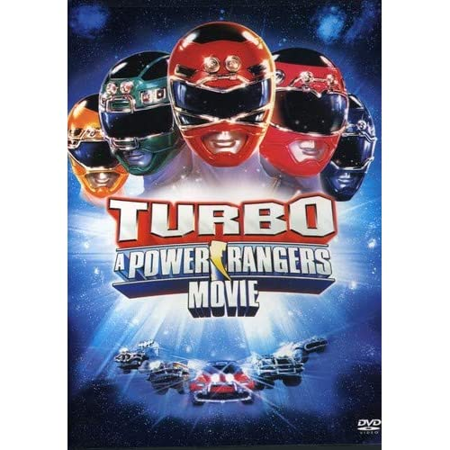Turbo Power Rangers : Le film [DVDRIP - FRENCH] [US][FS]