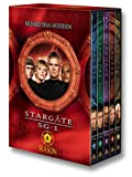 Stargate SG-1 Season 4 Boxed Set - movie DVD cover picture