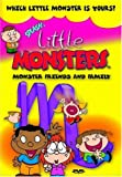 Little Monsters: Monster Friends and Family - movie DVD cover picture