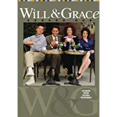 Will And Grace Dvds
