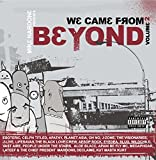 Pochette de l'album pour We Came From Beyond, Volume 2