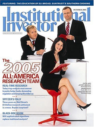Institutional Investor  [MAGAZINE]