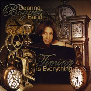 Deanna Bogart: Timing is Everything