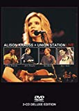 Alison Krauss & Union Station Live - movie DVD cover picture