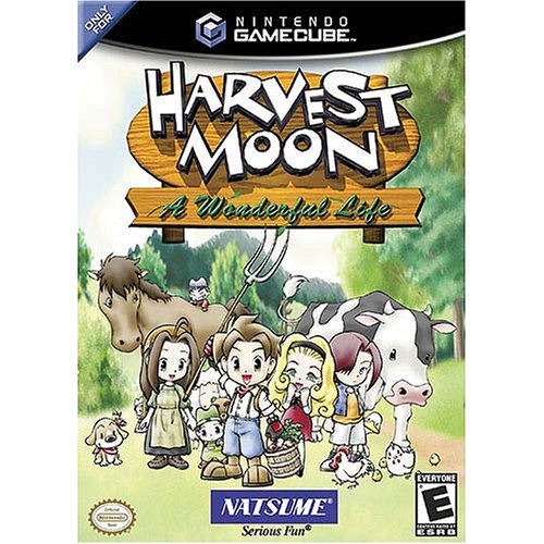 Harvest Moon 2: It's a Wonderful Life