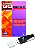 VisionTek Xtreme Go 256 MB USB 2.0 Flash Drive