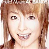 Capa do álbum Hello! We are Ai+BAND!!