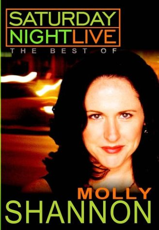 Saturday Night Live - The Best of Molly Shannon DVD