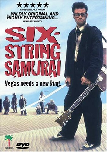 Six-String Samurai / ������������� ������� (1998)