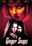 Ginger Snaps - movie DVD cover picture