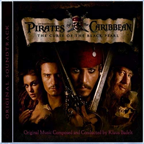 Klaus Badelt - Pirates of the Carribbean: The Curse of the Black Pearl - Zortam Music