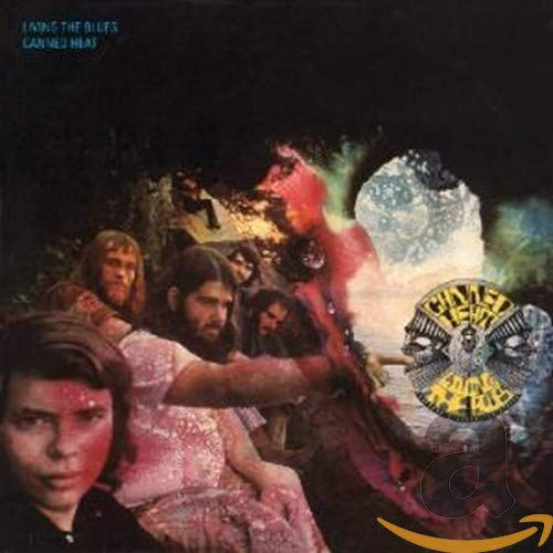 Canned Heat - Living The Blues (disc 1) - Zortam Music