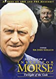 Inspector Morse - Twilight of the Gods - movie DVD cover picture