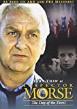 DVD : Inspector Morse - The Day of the Devil