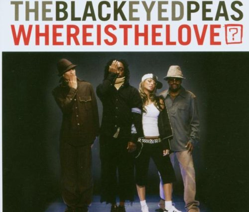 Black Eyed Peas - Where is the Love-(Promo CDS) - Zortam Music