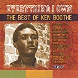 Album cover for Everything I Own: The Best Of Ken Boothe