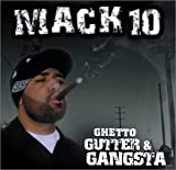 Album cover for Ghetto, Gutter and Gangster