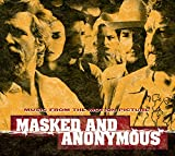 album art to Masked and Anonymous (bonus disc: The Reissue Series Sampler)